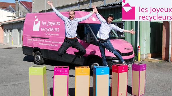 Joyeux recycleurs